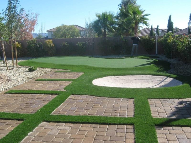 Artificial Golf Putting Greens | Home putting green SGC #1 |Putting Green Grass