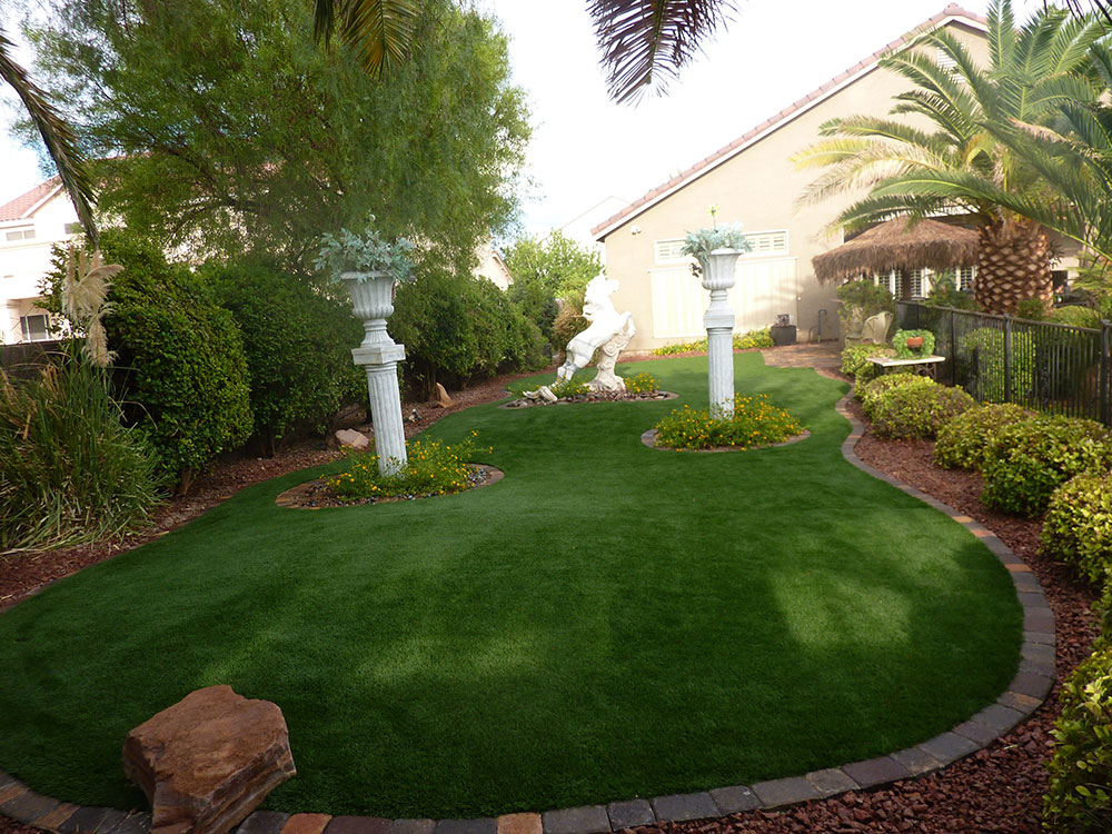 Artificial Grass Landscape Artificial turf synthetic grass landscape design anaheim orange testimonials workwithnaturefo